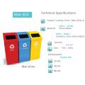 Cosuri de gunoi pentru colectare selectiva