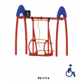 Echipamente de joaca pentru copii cu dizabilitati