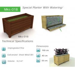 Jardiniera MKS-018