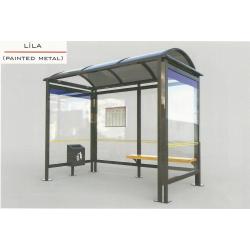 Statie autobuz